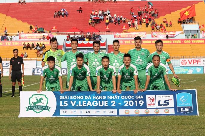 Chùm Ảnh Vòng 2 LS V.League 2 - 2019 : Phù Đổng FC Thua Đầy Đáng Tiếc Trước Bình Phước (3-4)