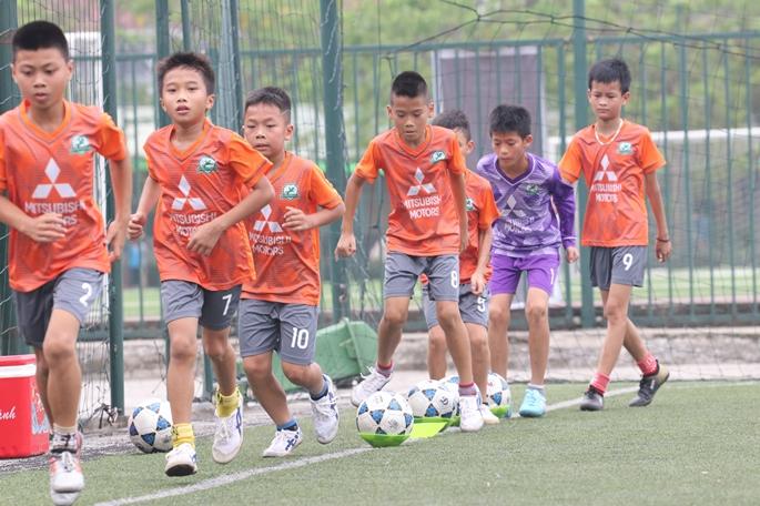 KHAI MẠC GIẢI BÓNG ĐÁ NHI ĐỒNG CHÀO HÈ 2019 CÚP PHÙ ĐỔNG FC