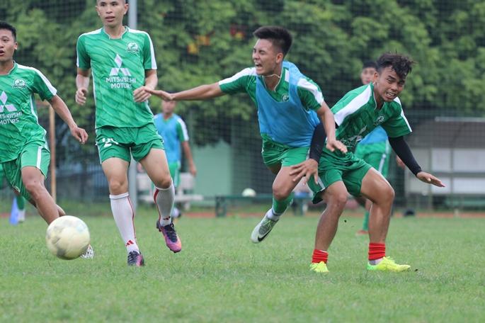 PHÙ ĐỔNG FC VS BÌNH ĐỊNH: TINH THẦN LÀ TRÊN HẾT
