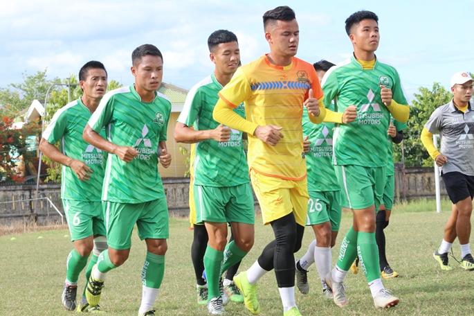 Phù Đổng FC khởi đầu giai đoạn lượt về giải hạng Nhất bằng chuyến hành quân tới Huế