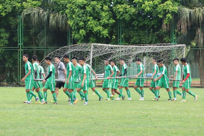 PHÙ ĐỔNG FC QUYẾT TÂM GIÀNH 3 ĐIỂM TRƯỚC CLB LONG AN