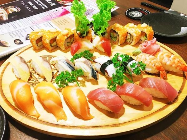 Nhà hàng Bushido Đà Nẵng - Giảm 5% dành cho hội viên CLB bóng đá Phù Đổng